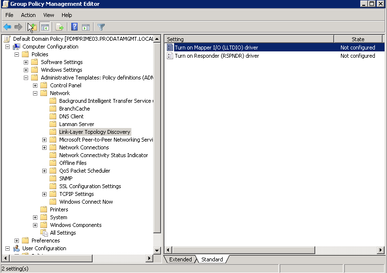 how to enable group policy client service